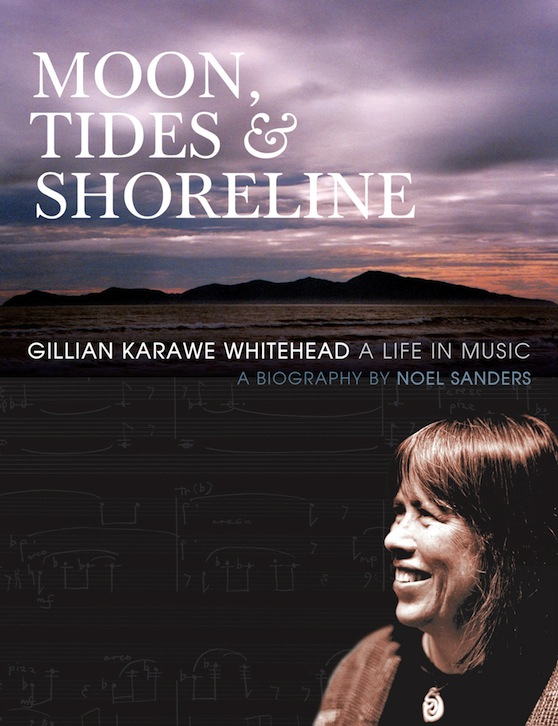 Moon, Tides & Shoreline | A biography of Gillian Karawe Whitehead