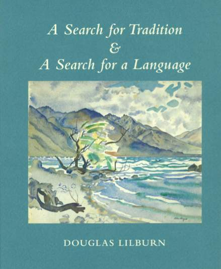 A Search for Tradition & A Search for a Language
