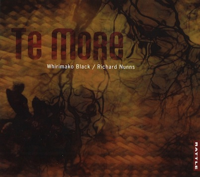 Te More - Whirimako Black and Richard Nunns - CD