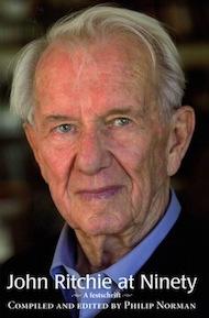 John Ritchie at Ninety
