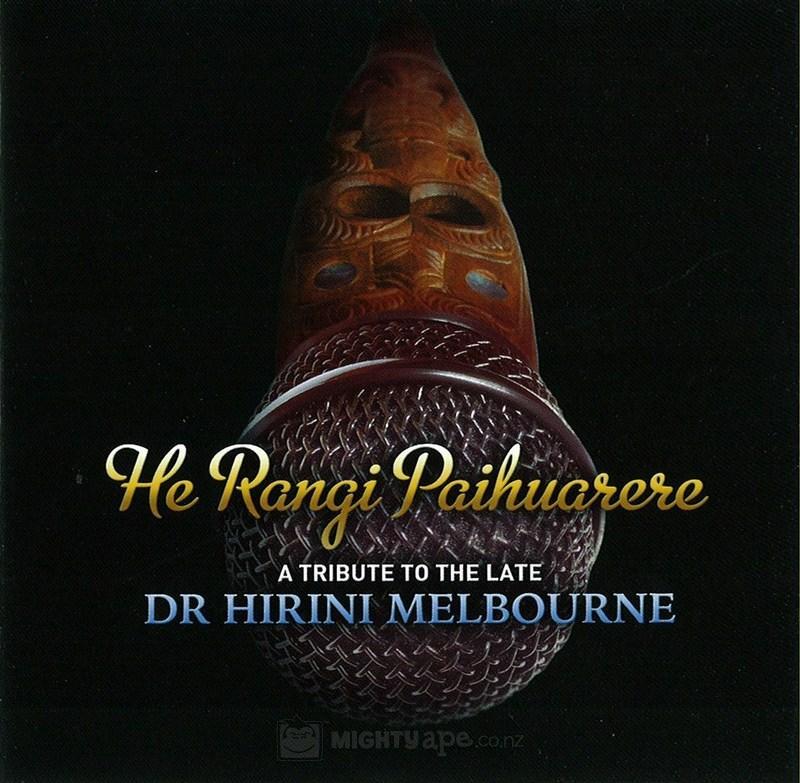 He Rangi Paihuarere - CD