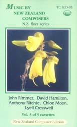 NZ Flora Series, Vol. 5 - CASSETTE