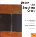 Alexander Ivashkin: Under the Southern Cross - works for cello - CD