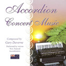 Gary Daverne: Accordion Concert Music