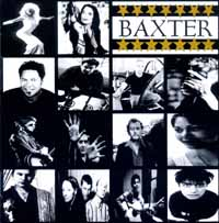Baxter: Settings of Poems by NZ Songwriters - CD