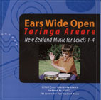 Ears Wide Open Taringa Areare | Education Resource - CD