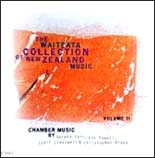 Waiteata Collection of New Zealand Music, Vol. 2 (Chamber Music) - CD
