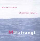 Helen Fisher: Matairangi - CD
