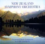 Gary Daverne: Orchestral Music