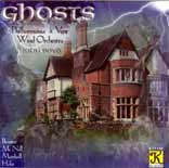 Ghosts | Philharmonia a Vent Wind Orchestra - CD