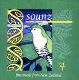 SOUNZfine Volume 4 - CD