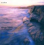 Sings Harry Vocal Ensemble: the lover's ghost - CD