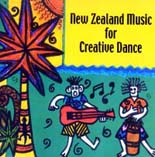 New Zealand Music for Creative Dance - CD