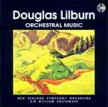 Douglas Lilburn: Orchestral Music - CD