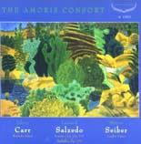 The Amoris Consort: Carr, Seiber and Salzedo