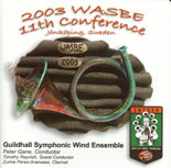 2003 WASBE 11th Conference - CD