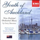 Gary Daverne: Youth of Auckland