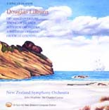 Douglas Lilburn: A Song of Islands - CD
