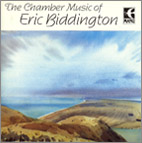 The Chamber Music of Eric Biddington