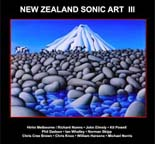 New Zealand Sonic Art Vol. III - CD