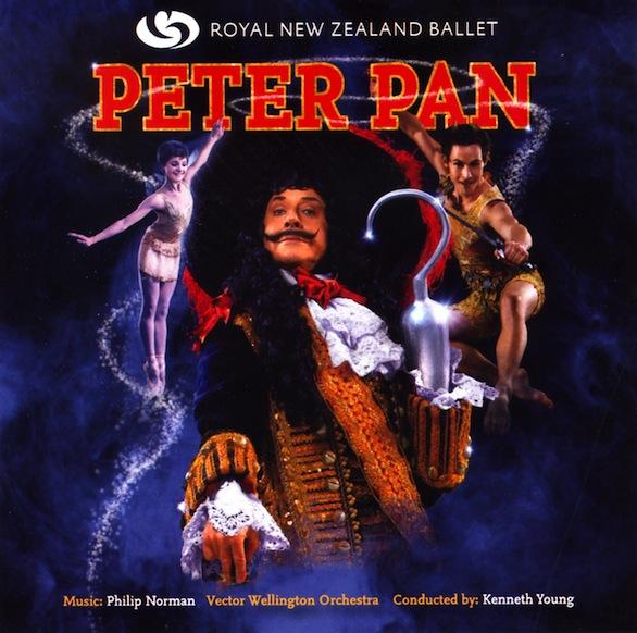 Philip Norman: Peter Pan - CD