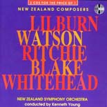 NZSO: New Zealand Composers - CD