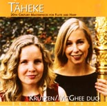 Taheke | 20th Century Masterpieces for Flute and Harp - CD