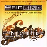 The Big Sing Finale 2003 - CD