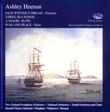 Ashley Heenan: Orchestral Music - CD
