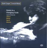 Grant Cooper and Concord Brass: Points in a Changing Circle - CD