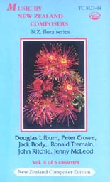 NZ Flora Series Vol 4 - CASSETTE
