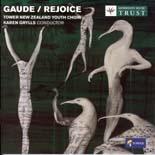 Tower New Zealand Youth Choir: Gaude/Rejoice - CD