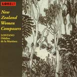 Lontano: New Zealand Women Composers - CD
