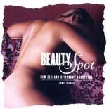 New Zealand Symphony Orchestra: Beauty Spot - CD