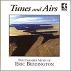 Eric Biddington: Tunes and Airs
