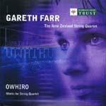 Gareth Farr: Owhiro - CD