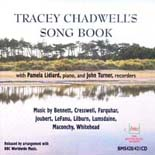 Tracey Chadwell's Songbook - CD