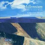 Woolston Brass: Millennium - CD