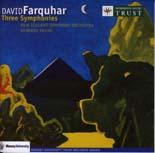 David Farquhar: Three Symphonies