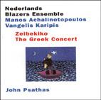 John Psathas/Nederlands Blazers Ensemble: Zeibekiko