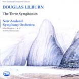 Douglas Lilburn: The Three Symphonies - CD
