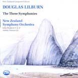 Douglas Lilburn: The Three Symphonies - CD