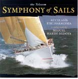 Auckland Philharmonia: Symphony of Sails - CD