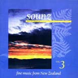 SOUNZfine Volume 3 - CD