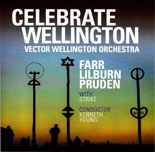 Vector Wellington Orchestra: Celebrate Wellington - CD