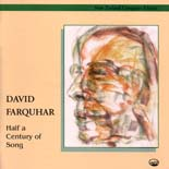 David Farquhar: Half a Century of Song
