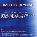 University of Kentucky Wind Ensemble - CD