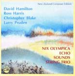 Hamilton/Harris/Blake/Pruden: Nix Olympica and other works - CD