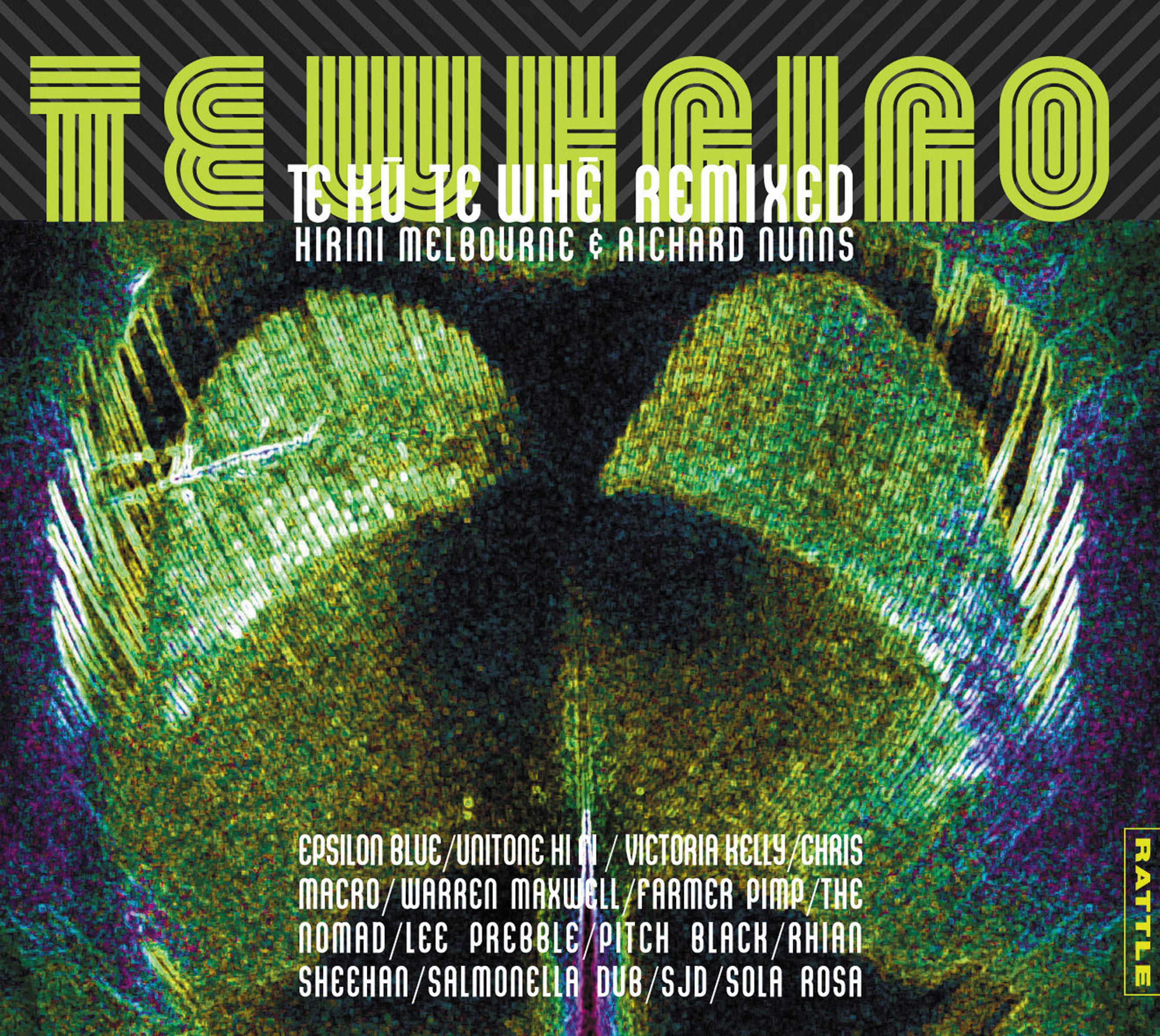 Te Whaiao | Te Kū Te Whē Remixed - CD