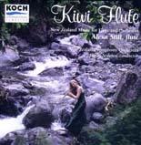 Kiwi Flute - CD